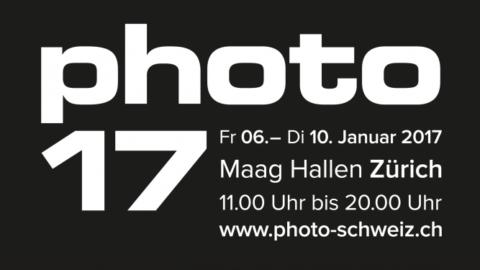 """Daniel Brändli stellt bei der """"photo17"""" aus"""