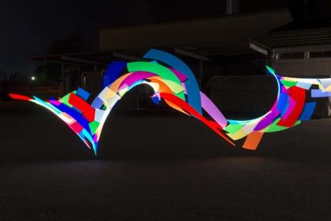 Lichtspuren Workshop